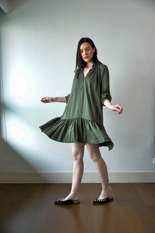 Dorval Tweak Dress